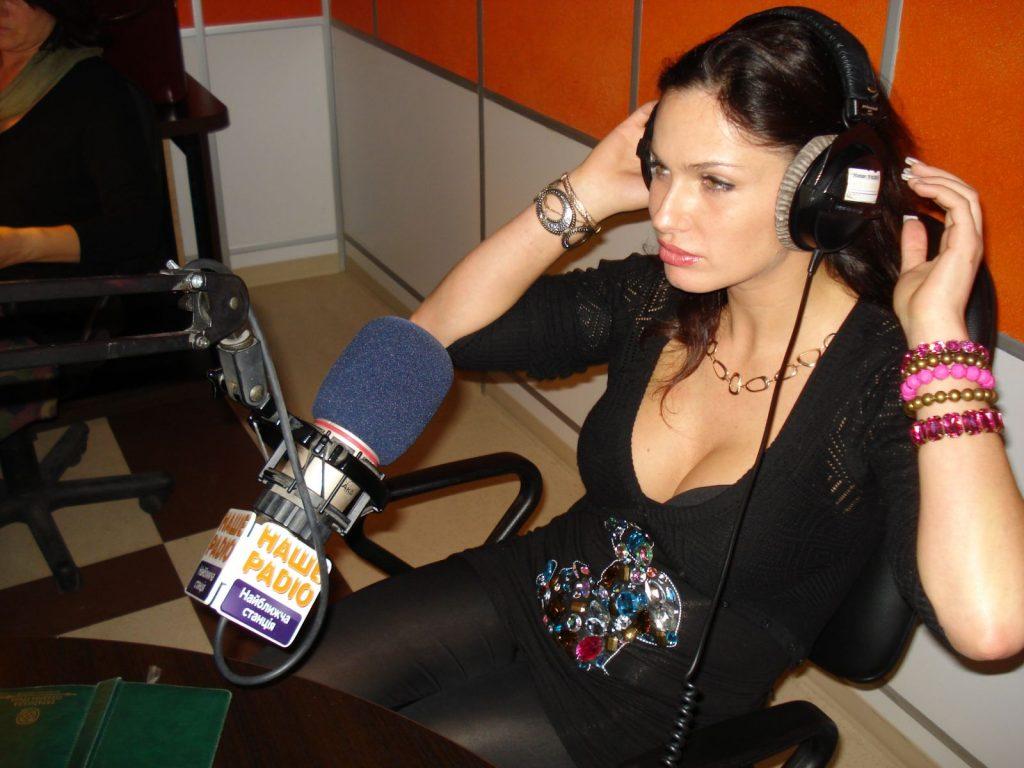 Анастасия Байбородина