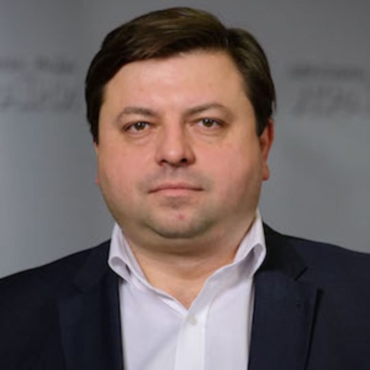 Иван Мирошниченко депутат