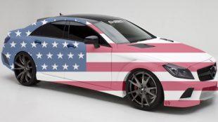 Автомобили США