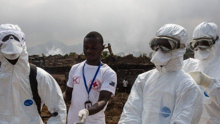 Вирус Эбола в Конго
