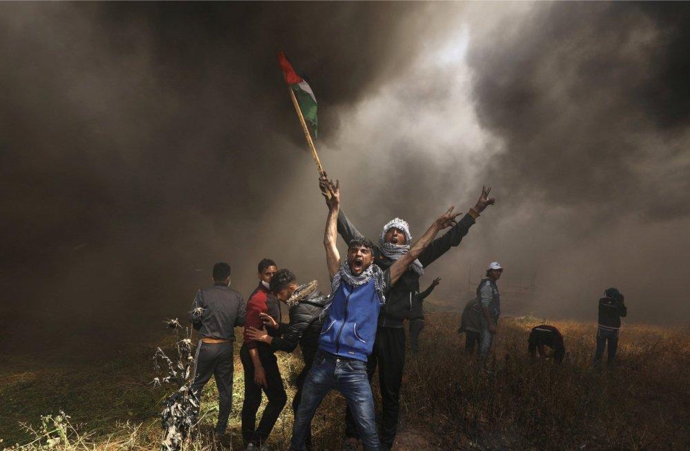 Сектор Газа погибшие