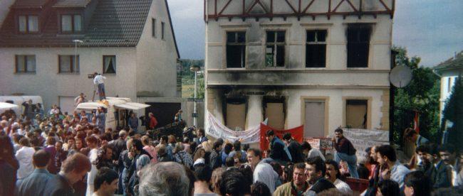 Трагедия в немецком Золингене