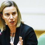 Могерини раскритиковала жесткий курс США в отношении Ирана