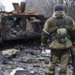 Киев: На Донбассе погиб один военный