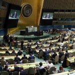 Генассамблея ООН осудила Израиль за «чрезмерную силу» против палестинцев
