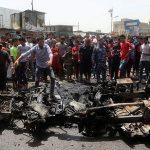 Около 20 погибших в результате взрыва боеприпасов в Багдаде