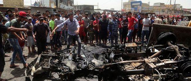 Район Багдада Садр-Сити