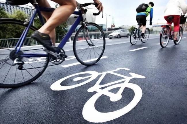 Велосипедные дорожки