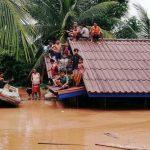 Из-за прорыва плотины в Лаосе погибли не менее 19 человек