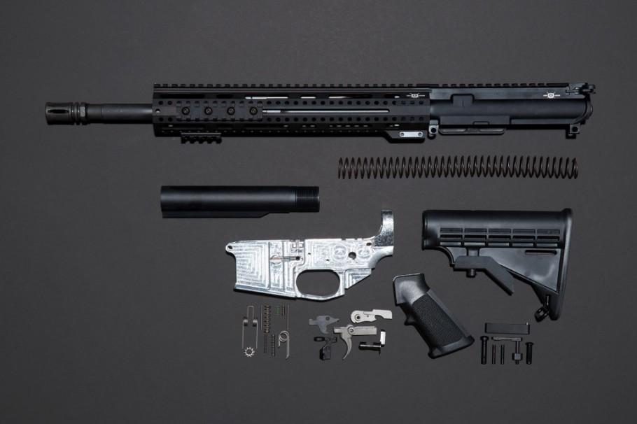 В США спорят о печати оружия из пластика
