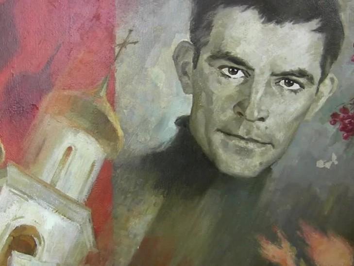 Украинский поэт, прозаик и переводчик Василий Стус