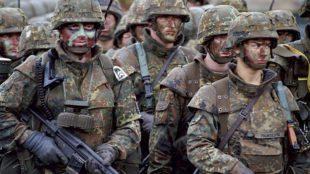 Военные Бундесвера