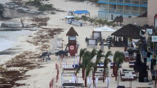 Следствия урагана во Флориде