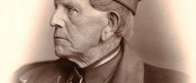Прусский генерал Карл фон Кляузевиц