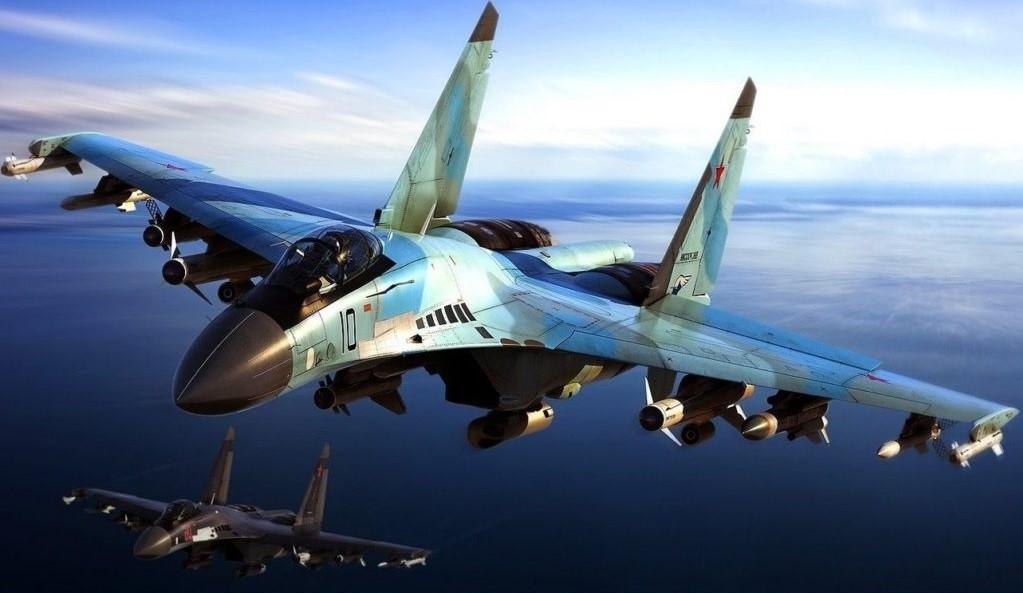 Российские военные самолеты