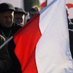 """В Польше фермеры в """"желтых жилетах"""" протестуют против украинских товаров"""