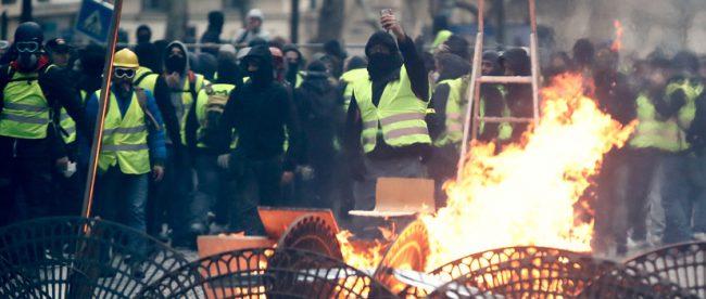 Средний класс во Франции