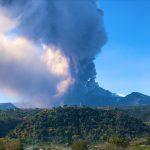 Извержение Этны: четверо травмированных