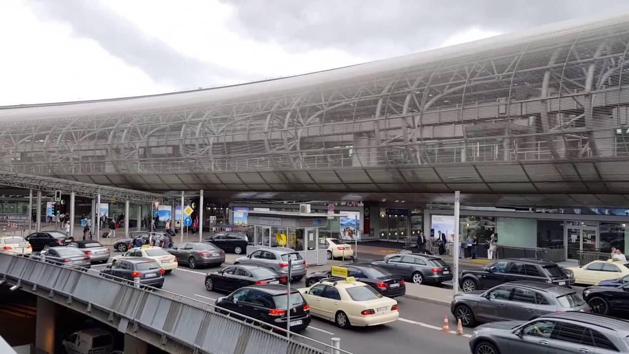 Забастовка в аэропорту Дюссельдорфа