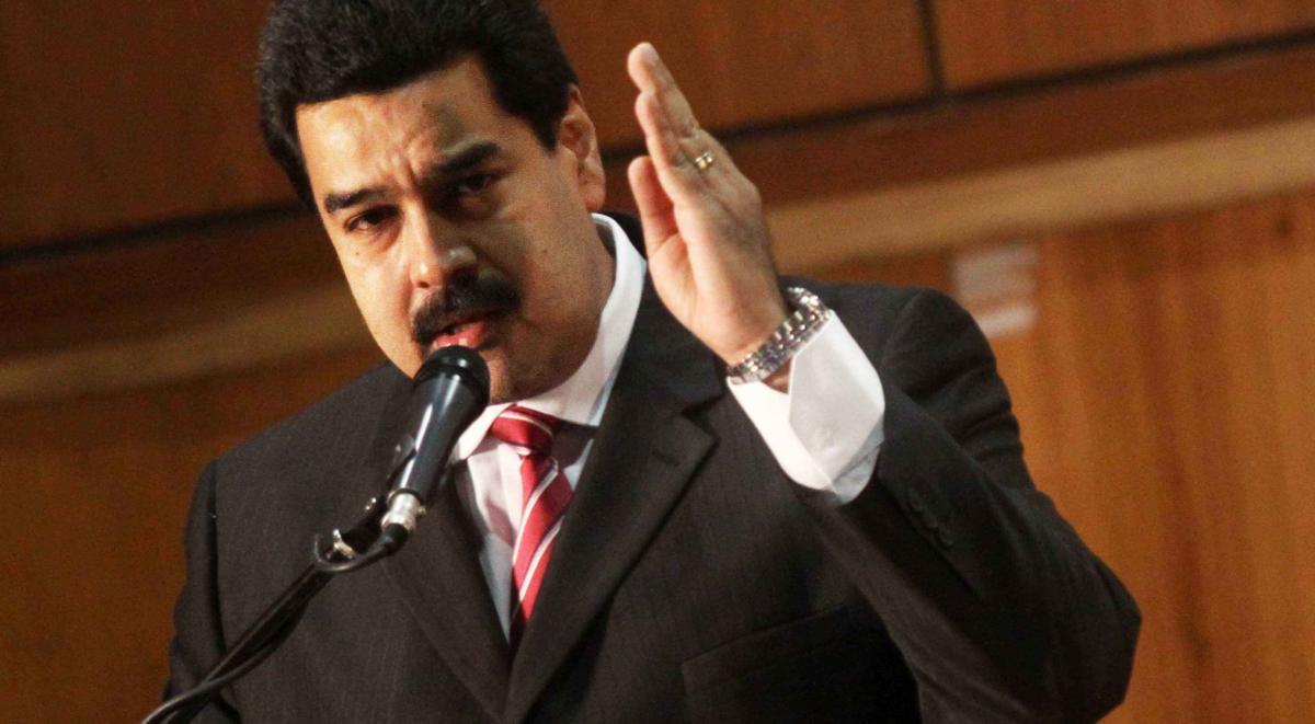 Николас Мадуро, Венесуэла