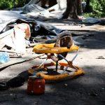 Год после погромов: как расследуются нападения на цыганские поселения в Украине