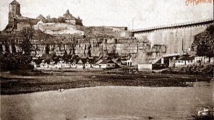 Турецкий мост в Каменец Подольском