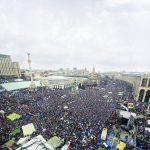 «Электоральный Майдан»: почему украинцы готовы выбрать любого, кроме Порошенко