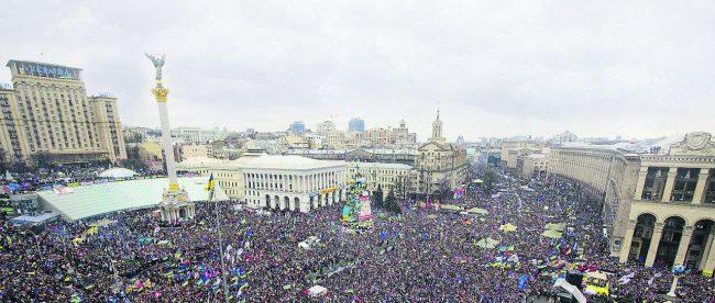Электоральный Майдан
