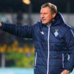 Руководство столичного «Динамо» подумывает о смене главного тренера