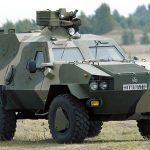 Какие изменения в дизайне ждут бронеавтомобиль Дозор-Б (фото)