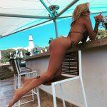«Когда ты Бейонсе в душе»: жена защитника «Динамо» выложила свои откровенные фото