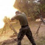Сегодня на Донбассе боевики трижды нарушали режим тишины