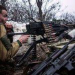 Сутки в ООС: 11 обстрелов, есть погибший и раненые