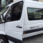 В Киеве запущен первый в Европе сервис пассажирских перевозок Uber Shuttle