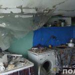 В Тернопольской области жилой дом пострадал от шаровой молнии, которая залетела прямо внутрь