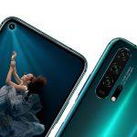 Представлены новые смартфоны HONOR 20-й серии: голографический дизайн и камера 48 МП с технологией ИИ