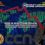 CCN закрывается: что вызвало такое резкое падение трафика популярного СМИ?