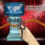Дебетовые карты Visa, выпущенные Coinbase, будут доступны в 6 европейских странах