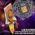 Утечка: 5G iPhone на Qualcomm будет выпущен в 2020 году