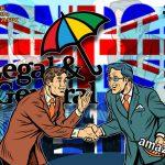 Ведущее страховое агентство Британии и Amazon создадут блокчейн-систему управления страховыми выплатами