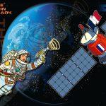 Франция хочет вооружить спутники оружием и лазерами к 2030 году