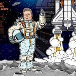 Маск готовит высадку на Луну: бизнесмен поделился амбициозным планом