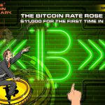 Впервые за 3 недели курс Bitcoin поднялся выше $ 11 000