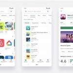Магазин Google Play получил масштабный редизайн