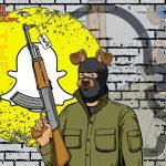 Люди используют Snapchat для продажи оружия