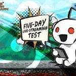 Reddit запускает пятидневный тест в прямом эфире