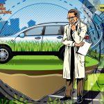 Эксперты назвали самый безопасный электромобиль, и это не Tesla