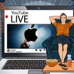 Apple впервые будет транслировать свою презентацию на YouTube