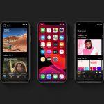 Apple выпустила первую официальную версию iOS 13