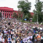 Kazka, Джамала и Ульяна Супрун: кто пришел на марш за права животных